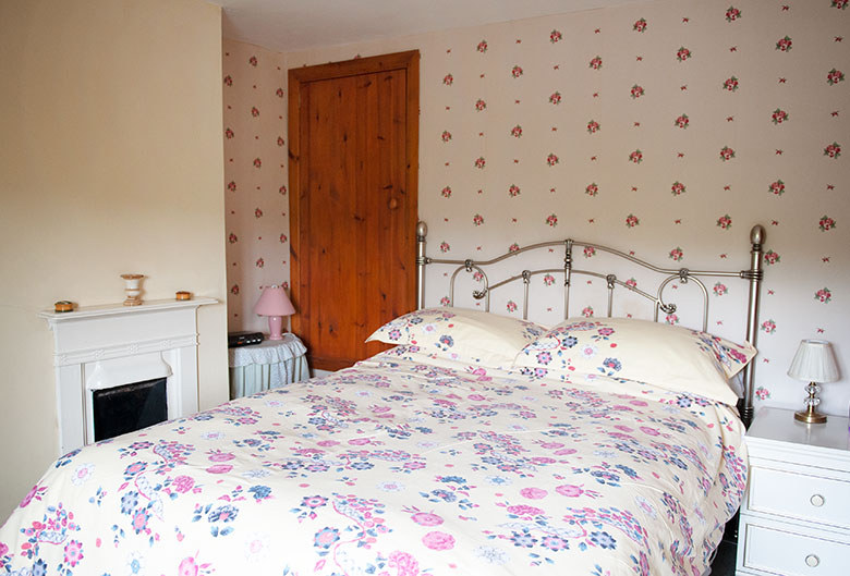 Lydensign cottage bedroom one